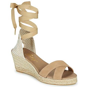 Čevlji  Ženske Sandali & Odprti čevlji Betty London IDILE Bež