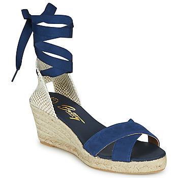 Čevlji  Ženske Sandali & Odprti čevlji Betty London IDILE Modra