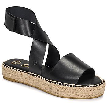 Čevlji  Ženske Sandali & Odprti čevlji Betty London EBALUIE Črna