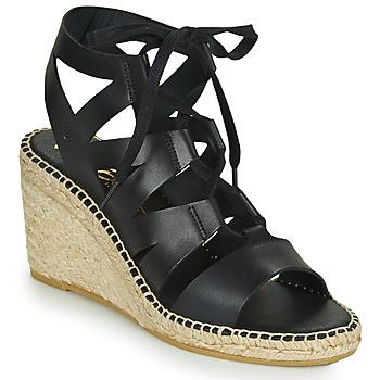 Čevlji  Ženske Sandali & Odprti čevlji Betty London OLEBESY Črna