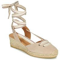 Čevlji  Ženske Sandali & Odprti čevlji Betty London OJORD Bež