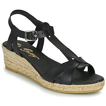 Čevlji  Ženske Sandali & Odprti čevlji Betty London OBORSEL Črna