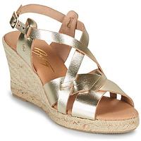 Čevlji  Ženske Sandali & Odprti čevlji Betty London OSAVER Pozlačena