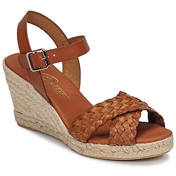 Čevlji  Ženske Sandali & Odprti čevlji Betty London OBILLIE Črna
