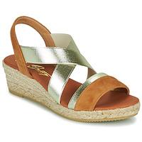 Čevlji  Ženske Sandali & Odprti čevlji Betty London OLINDRE Cognac