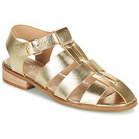 Čevlji  Ženske Sandali & Odprti čevlji Vanessa Wu SD2255OR Pozlačena