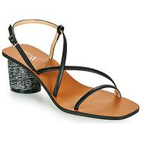 Čevlji  Ženske Sandali & Odprti čevlji Vanessa Wu SD2226NR Črna