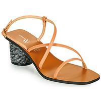 Čevlji  Ženske Sandali & Odprti čevlji Vanessa Wu SD2226SM Oranžna
