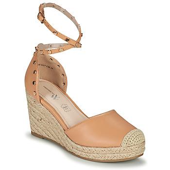 Čevlji  Ženske Sandali & Odprti čevlji Vanessa Wu SD2257CM Kamel