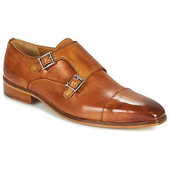 Čevlji  Moški Čevlji Richelieu Melvin & Hamilton LANCE 1 Kostanjeva