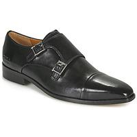 Čevlji  Moški Čevlji Richelieu Melvin & Hamilton LANCE 1 Črna