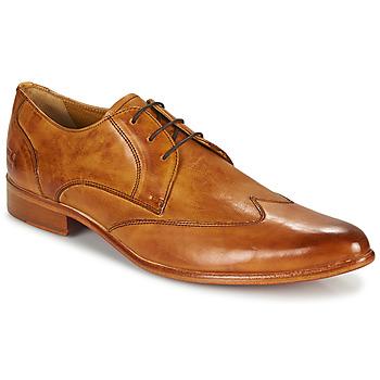 Čevlji  Moški Čevlji Richelieu Melvin & Hamilton TONI 2 Kostanjeva