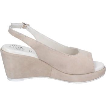 Čevlji  Ženske Sandali & Odprti čevlji Adriana Del Nista BJ03 Bež