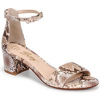 Čevlji  Ženske Sandali & Odprti čevlji Betty London INNAMATA Taupe