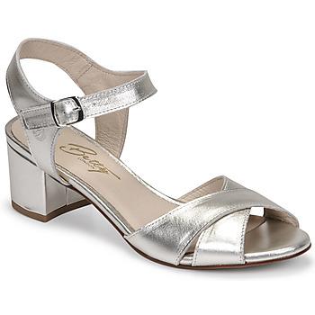 Čevlji  Ženske Sandali & Odprti čevlji Betty London OSKAIDI Srebrna
