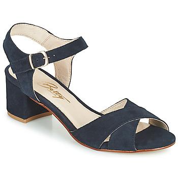 Čevlji  Ženske Sandali & Odprti čevlji Betty London OSKAIDI Modra