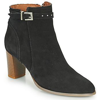 Čevlji  Ženske Gležnjarji Betty London OSANDA Črna