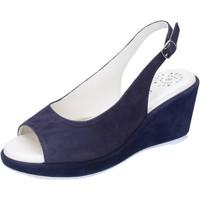 Čevlji  Ženske Sandali & Odprti čevlji Adriana Del Nista BJ06 Modra