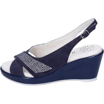 Čevlji  Ženske Sandali & Odprti čevlji Adriana Del Nista BJ08 Modra