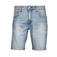 Oblačila Moški Kratke hlače & Bermuda Levi's 411 Slim Short Modra