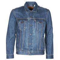 Oblačila Moški Jeans jakne Levi's THE TRUCKER JACKET Mayze / Trucker