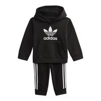 Oblačila Otroci Puloverji adidas Originals DV2809 Črna