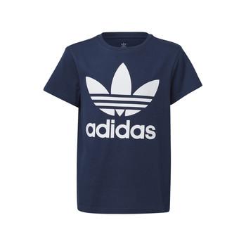 Oblačila Otroci Majice s kratkimi rokavi adidas Originals GD2679 Modra