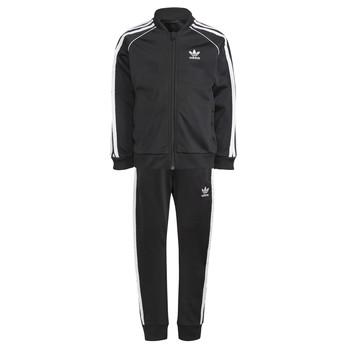 Oblačila Otroci Trenirka komplet adidas Originals GN4362 Črna