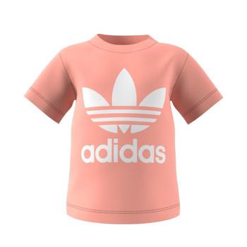 Oblačila Otroci Majice s kratkimi rokavi adidas Originals GN8176 Bela