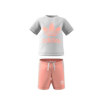 Oblačila Otroci Otroški kompleti adidas Originals GN8192 Bela