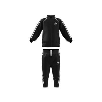 Oblačila Otroci Trenirka komplet adidas Originals GN8441 Črna
