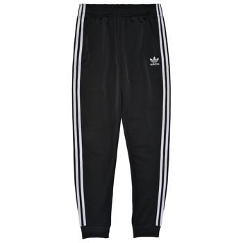 Oblačila Otroci Spodnji deli trenirke  adidas Originals GIANNY Črna