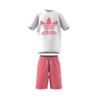 Oblačila Otroci Otroški kompleti adidas Originals COLIPA Bela
