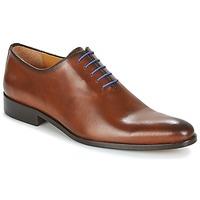 Čevlji  Moški Čevlji Richelieu Brett & Sons AGUSTIN Cognac