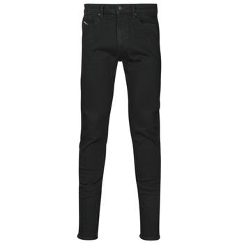 Oblačila Moški Jeans skinny Diesel D-AMNY-SP4 Črna