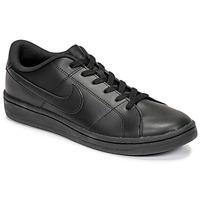 Čevlji  Moški Nizke superge Nike COURT ROYALE 2 LOW Črna