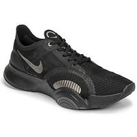Čevlji  Moški Šport Nike SUPERREP GO Črna