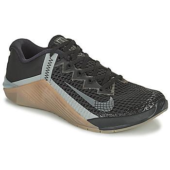 Čevlji  Moški Šport Nike METCON 6 Črna / Siva