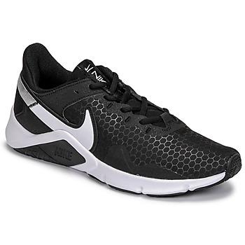 Čevlji  Moški Šport Nike LEGEND ESSENTIAL 2 Črna / Bela