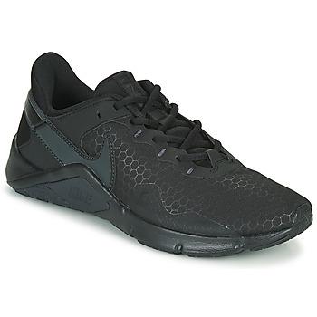 Čevlji  Moški Šport Nike LEGEND ESSENTIAL 2 Črna / Siva