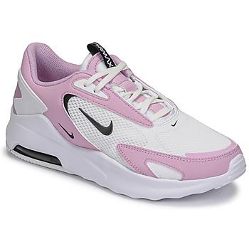 Čevlji  Ženske Nizke superge Nike AIR MAX MOTION 3 Bela / Rožnata