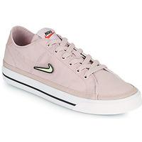 Čevlji  Ženske Nizke superge Nike COURT LEGACY VALENTINE'S DAY Rožnata