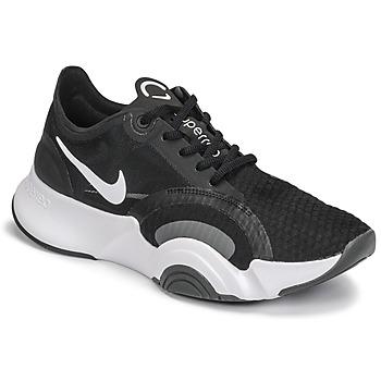 Čevlji  Ženske Šport Nike SUPERREP GO Črna / Bela