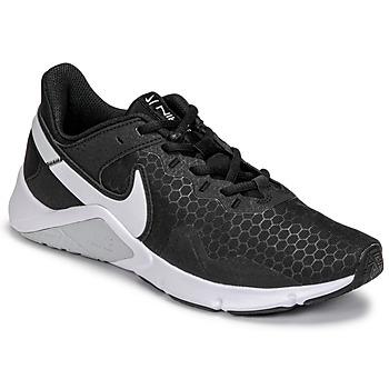 Čevlji  Ženske Šport Nike LEGEND ESSENTIAL 2 Črna / Bela