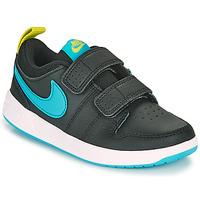 Čevlji  Dečki Nizke superge Nike PICO 5 PS Črna / Modra