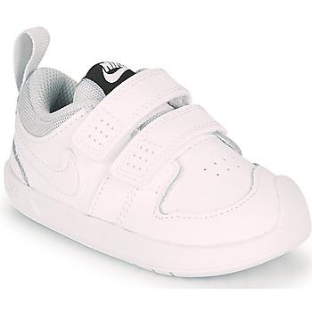 Čevlji  Otroci Nizke superge Nike PICO 5 TD Bela