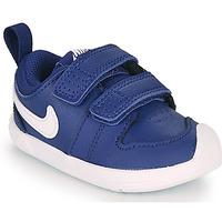 Čevlji  Dečki Nizke superge Nike PICO 5 TD Modra / Bela