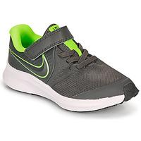 Čevlji  Dečki Šport Nike STAR RUNNER 2 PS Siva / Zelena
