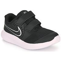 Čevlji  Otroci Šport Nike STAR RUNNER 2 TD Črna / Bela