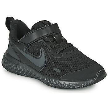 Čevlji  Otroci Šport Nike REVOLUTION 5 PS Črna